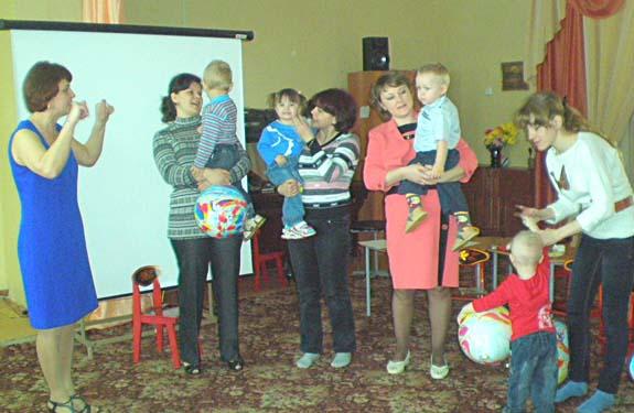 Сценарии праздника мамы для детей 5 лет