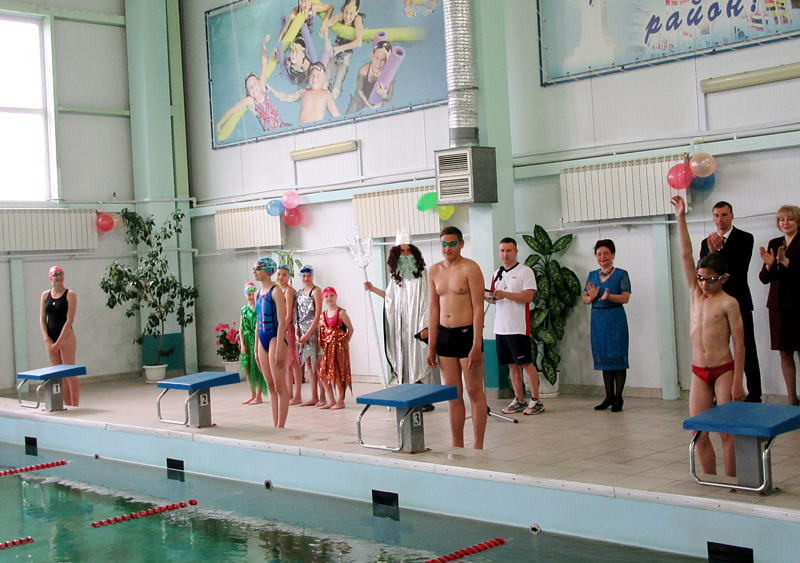 Башмаковский вестник газета Башмаковского района Официальный  Башмаково были проведены контрольные испытания в группах детей обучающихся плаванию